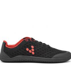 Vivobarefoot STEALTH 2 black red