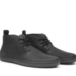 Vivobarefoot Gobi II leather black