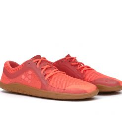Vivobarefoot Primus Lite neon red